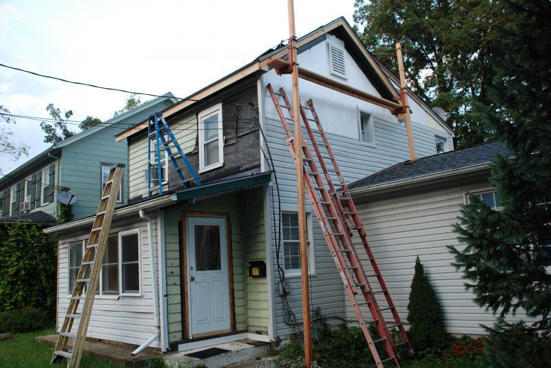 Siding Contractor Whitney Point Vestal Binghamton Ny Triangle Cabinet Specialty