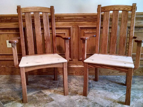 Finished Chairs